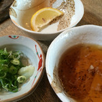 グルメリア但馬 - ★★★★ 神戸高見牛 網焼きランチコース つけだれ等