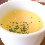 +39 - カボチャのスープだったかな?