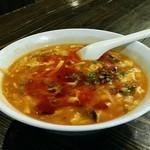 54025858 - サンラースープ:300円