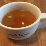 BISTRO BROOK KITCHEN(熟成肉ビストロ) - カップスープ