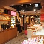 くらしき桃子 - 1F店舗風景です