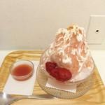 elk - 国産ストロベリーチーズケーキ氷