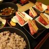和牛の里 浪漫亭 - 料理写真:2016.07 和牛の里御膳(2,300円)