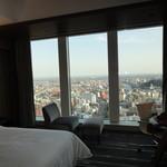 54030546 - 部屋から仙台を一望。