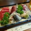 初寿司 - 料理写真:刺身盛り