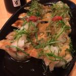 味奉行 - 鉄板おろしポン酢餃子
