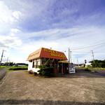 ロッキーバーガー - 茨城県の田園に残る昭和のハンバーガー屋さん。
