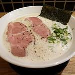 濃厚煮干とんこつラーメン 石田てっぺい - 石田ラーメン
