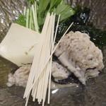 あっぱれ寿司 - 鱧鍋