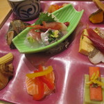 あっぱれ寿司 - 別角度から