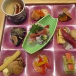 あっぱれ寿司 - 前菜の八寸