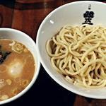 つけ麺 紋次郎 - 【味玉つけ麺】¥900