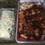 とんかつ道場 - 料理写真:とんかつ弁当