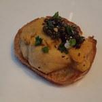 ビストロ ル・プラ - ウニとキャビアのトースト