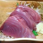 井魚家いむら - かつおの刺身