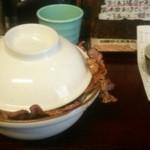 54046832 - 豚丼(松)単品¥980