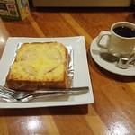 ボン - チーズトーストセット