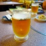 水車:Suisha - 生ビール 450円