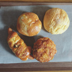 まちのパン屋mitten - 料理写真: