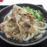 こがね製麺所 - 料理写真:肉うどん(*´д`*)420円