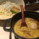 ほそ道 - カレーつけ麺