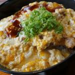三和食堂 - カツ丼