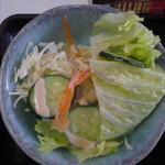 浅野屋 - 料理写真:サラダ
