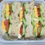 ルパ - 特製ドレッシング 野菜サンド