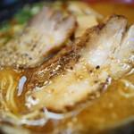 らー麺 こぶし - 2種ニク