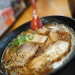 らー麺 こぶし - 料理写真:豚醤マー油