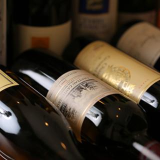 インポーター厳選のこだわりワイン