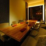 個室居酒屋 Serge源's - 6名様~12名様でのご利用可能な完全個室