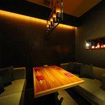 個室居酒屋 Serge源's - VIP完全個室