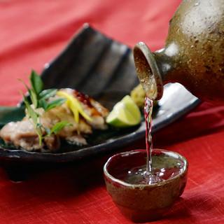 東海の地酒もご堪能いただけます。