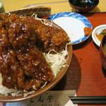 とん亭 - うまっソースかつ丼