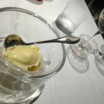 リストランテ ローザネーラ ダッロチェーアノ - パッションフルーツ!さわやか~