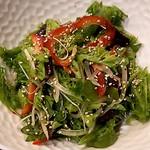 韓国レストラン亞里郎  - チョレギサラダ590円