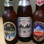 ルンビニカレーハウス - ネパールのビールあります