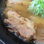 Adumaza - 炙りのバラチャーシュー
