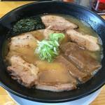 Adumaza - 鶏白湯チャーシュー