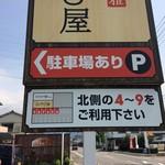 54078453 - 外観/駐車場地図