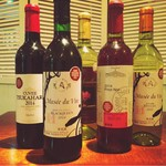 カフェ&バーカロ イル ニード - 信州産ワインもございます!