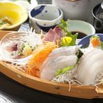 地魚懐石 魚村 - 料理写真:
