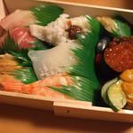 大八寿司 - にぎり寿司特上