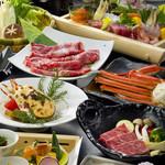 関空温泉ホテルガーデンパレス - 料理写真:セット見本
