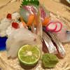 食彩 遊真 - 料理写真:刺身盛合せ