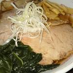 わたりや - チャ-シュウ麺の大盛750円+100円