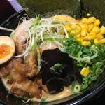 北海道味噌ラーメン専門店 二代目 とも屋 - 料理写真:北海道ごちそう味噌ラーメン