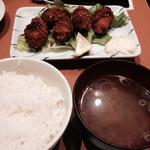 さかなや食堂 辰悦丸 - カキフライ定食