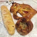 小麦と酵母 満 - 購入パン